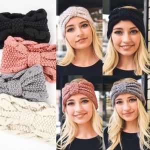 Accessories - Knit head band
